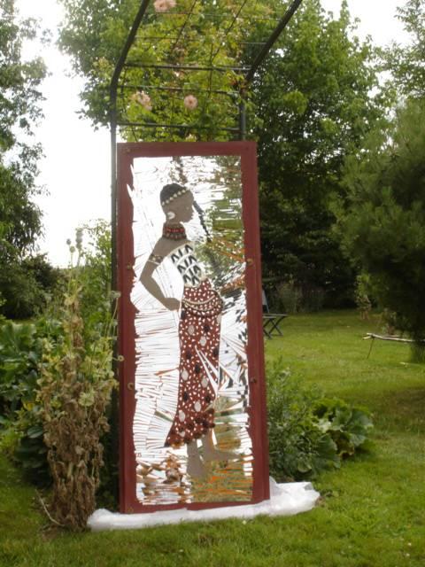Art et artisanat au jardin un jardin pour tous les sens for Jardin pour tous