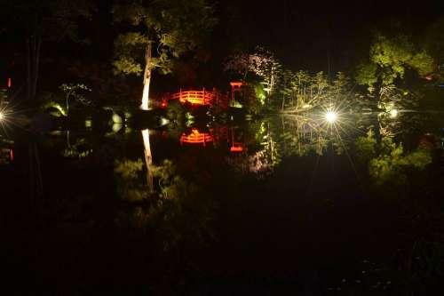 jardin de nuit contes japonais maul vrier. Black Bedroom Furniture Sets. Home Design Ideas