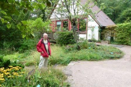 Visite au jardin botanique arbres et arbustes jardin botanique de saverne col de saverne - Jardin botanique de saverne ...
