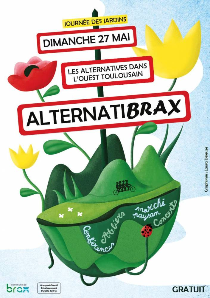 alternatibrax (journéedesjardins) - BRAX