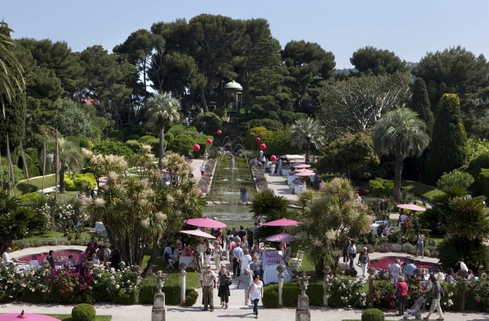 Fêtes des roses et des plantes - Villa et Jardins Ephrussi de ...