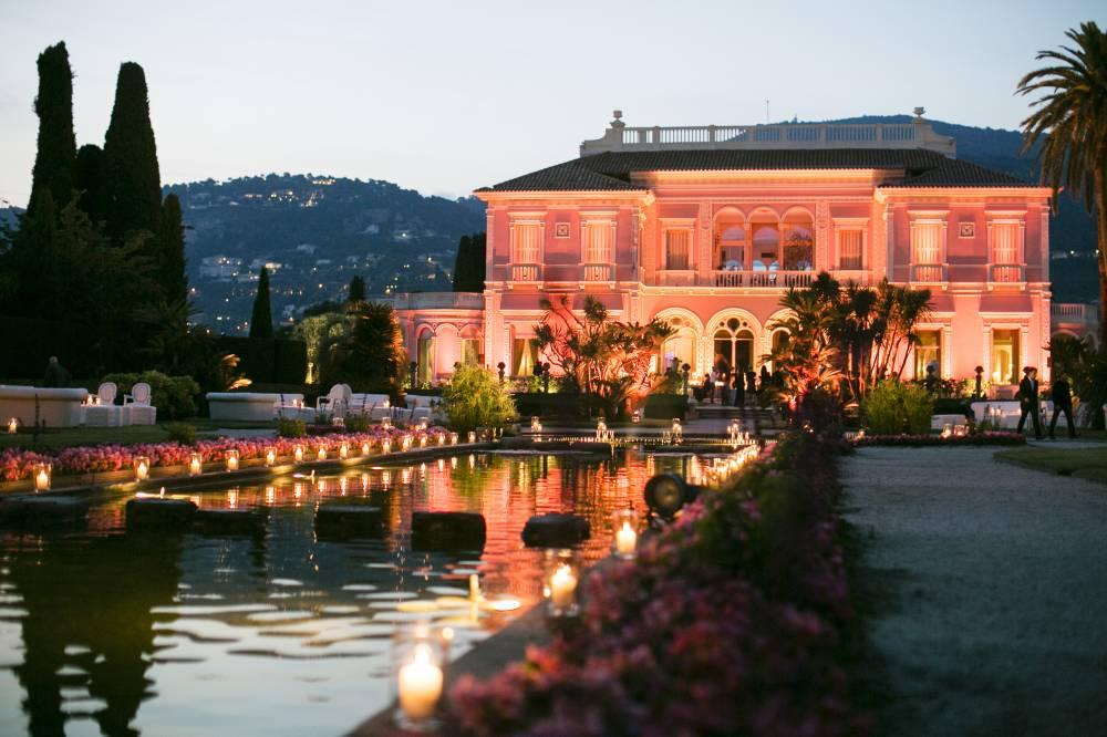 Les nocturnes de la Villa Ephrussi, Villa et Jardins Ephrussi de ...
