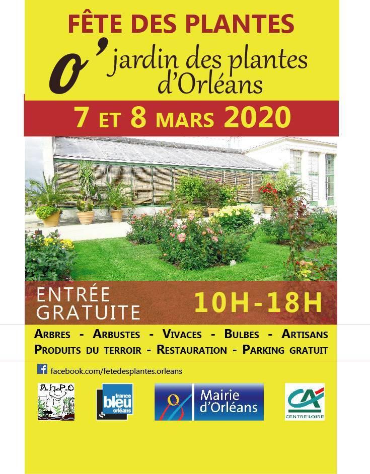 Fête des plantes O' Jardin des Plantes d'Orléans,  (45)