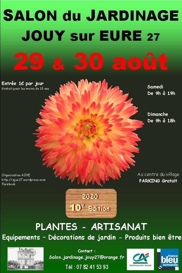 Salon du Jardinage - 27120