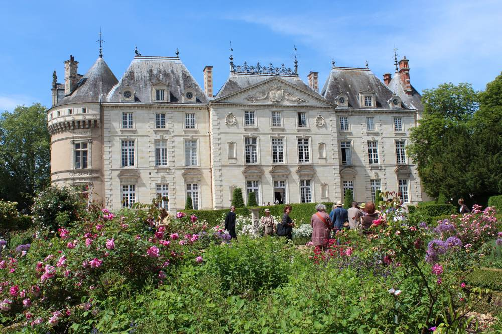 Opening of The Château du Lude - Le Lude