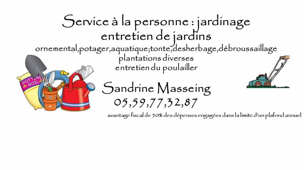 Jardini re recherche parc ou jardin ou poser ses tondeuses for Cherche travaux jardinage