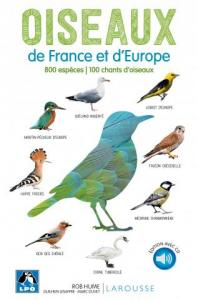 0iseaux de France et d'Europe - Rob Hume