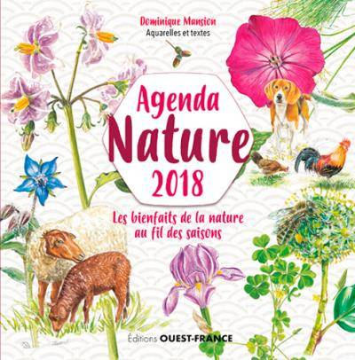 Agenda Nature 2018 - Dominique Mansion