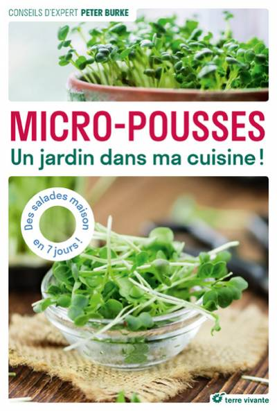 Micro-pousses - Peter Burke