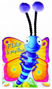 Flap le papillon - Collectif