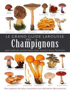 Le grand guide Larousse des Champignons - Thomas Laessoe; Traduction Guillaume Eyssartier