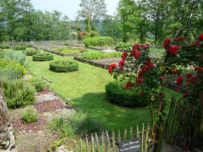 Jardin médiéval des Sires de Coucy photo 0