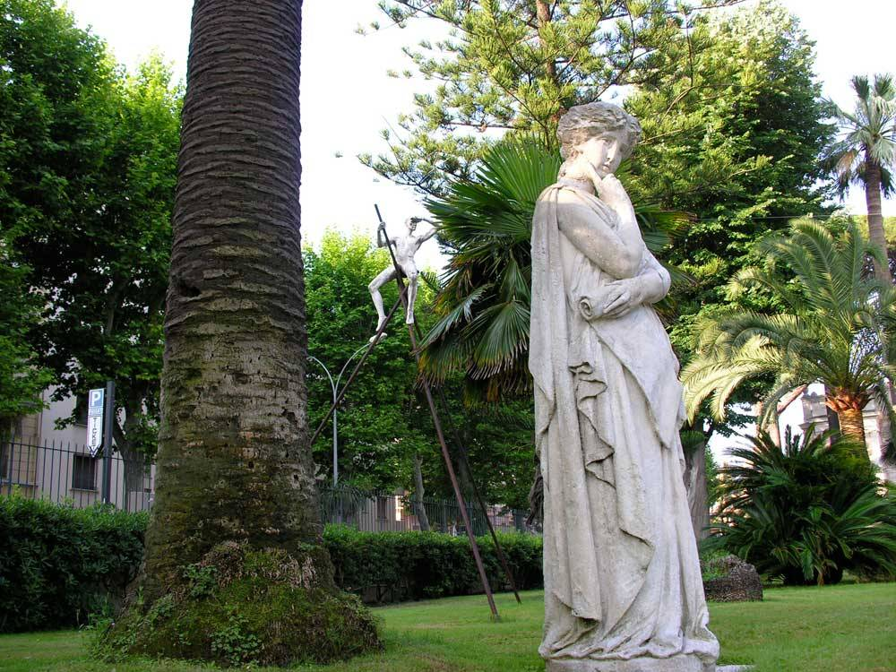 Jardin du Palais Carnolès photo 2