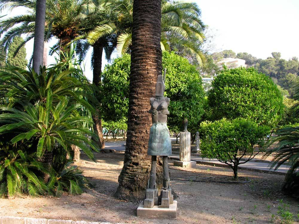 Jardin du Palais Carnolès photo 3