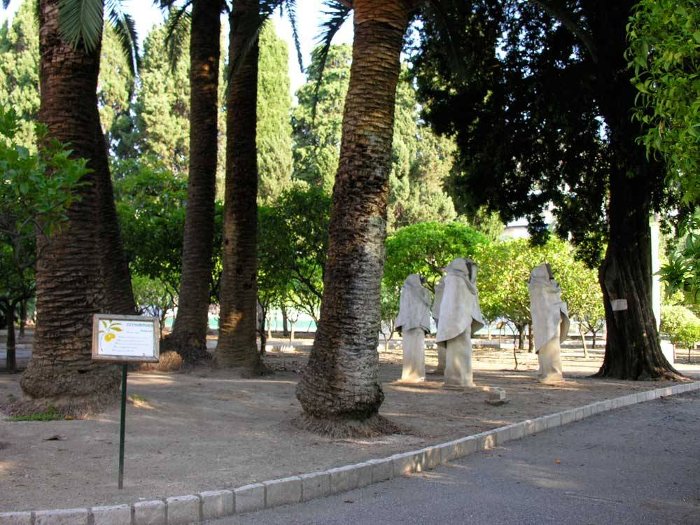 Jardin du Palais Carnolès photo 4