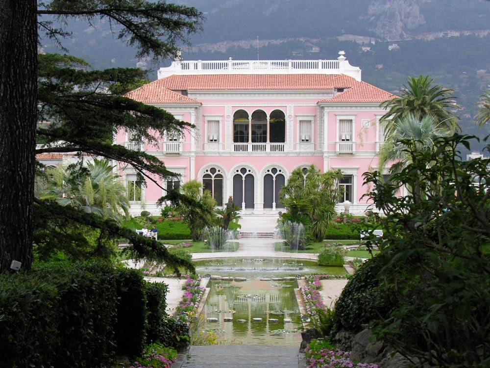 Jardins et Villa Ephrussi de Rothschild photo 0