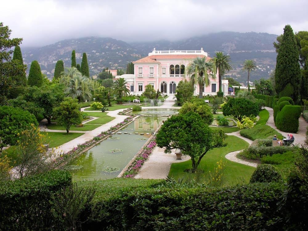 Villa et jardins ephrussi de rothschild photo 1 - Jardins ephrussi de rothschild ...