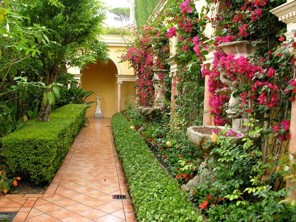 Jardines del Chalet Ephrussi de Rothschild photo 5