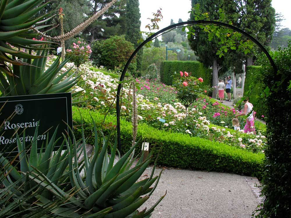 Jardins de la villa ephrussi de rothschild photo 6 for Jardin villa rothschild