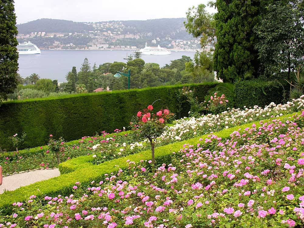 Jardines del Chalet Ephrussi de Rothschild photo 7