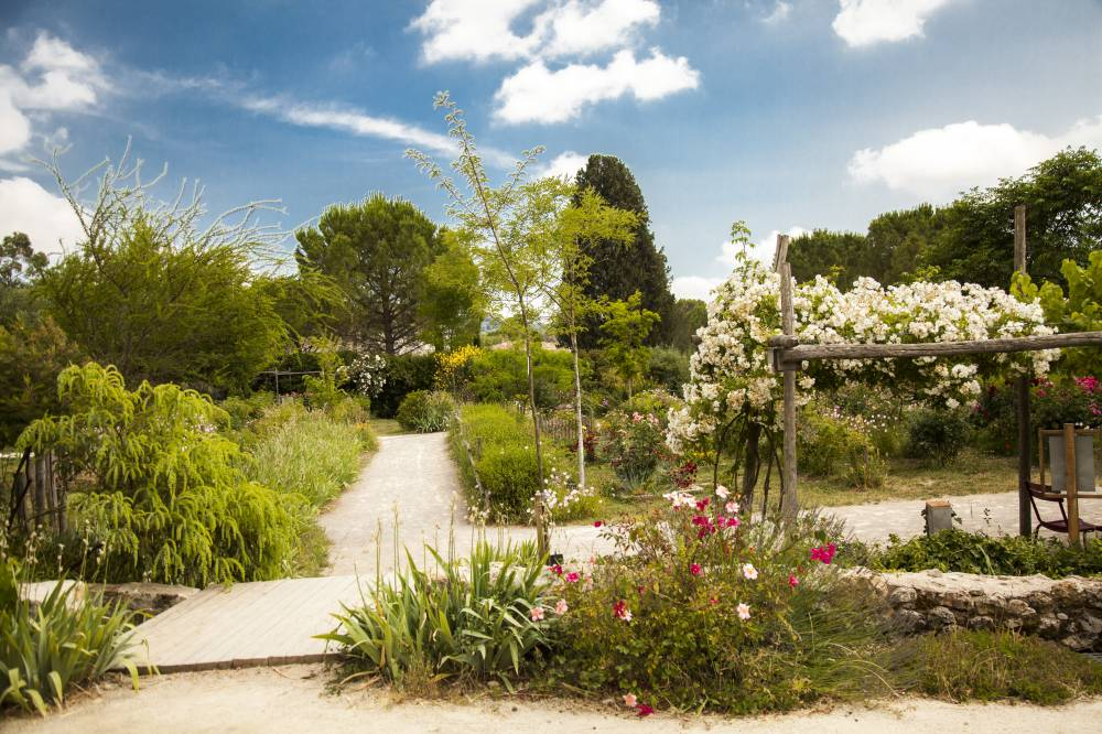 Les jardins du mus e international de la parfumerie photo 10 for Garage du park mouans sartoux