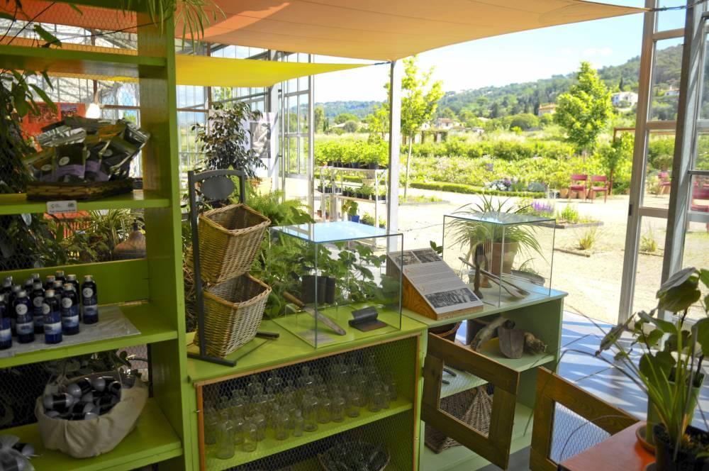 Les jardins du mus e international de la parfumerie photo 3 for Garage du park mouans sartoux