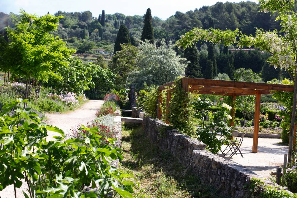 Les jardins du mus e international de la parfumerie photo 7 for Garage du park mouans sartoux
