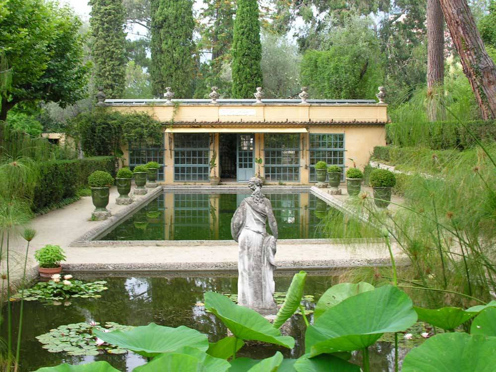 Jardin Serre de la Madone photo 0