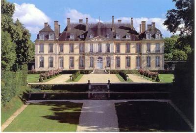 Jardins du ch teau de la motte tilly la motte tilly 10400 aube alsace - Chateau du 18eme siecle ...