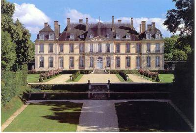 Jardins du Château de la Motte-Tilly photo 0