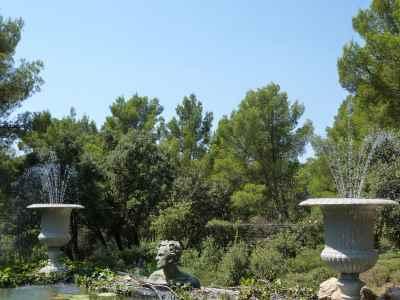 Jardins bouches du rh ne 13 tourisme for Le jardin des 5 sens aix en provence