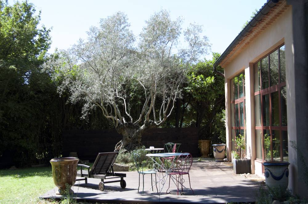 Jardin du Mas Ferrand photo 2