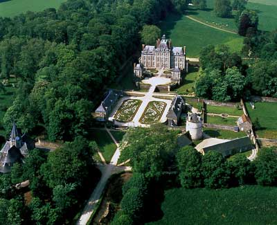Parc du Château de Balleroy photo 0