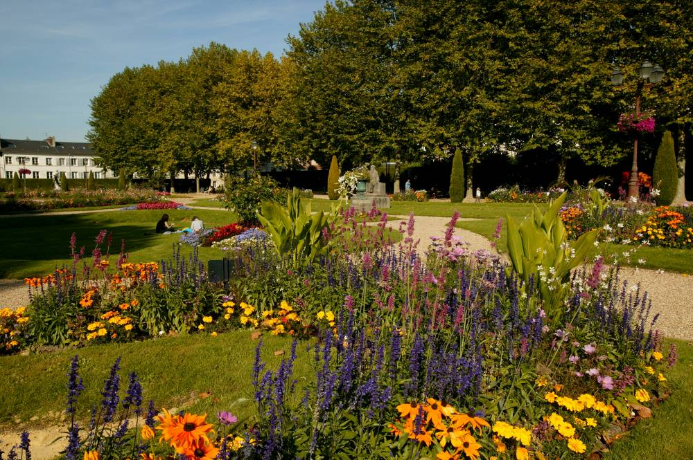 Jardin de l'Évêché photo 1