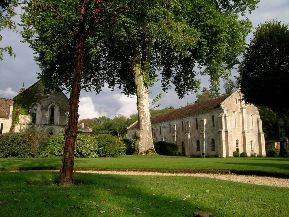 Gardens Of Fontenay Abbey