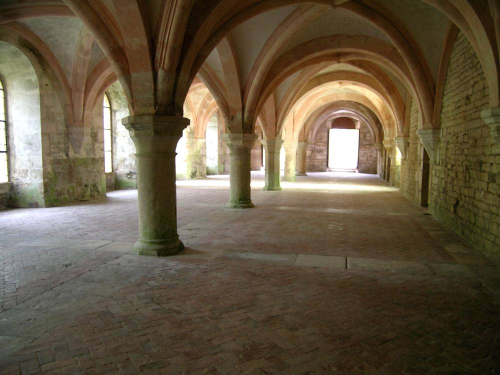 Gardens Of Fontenay Abbey photo 11