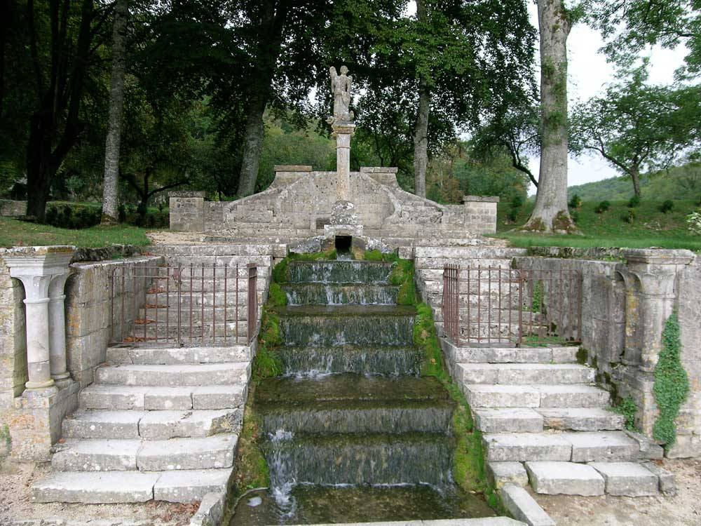 Gardens Of Fontenay Abbey photo 7