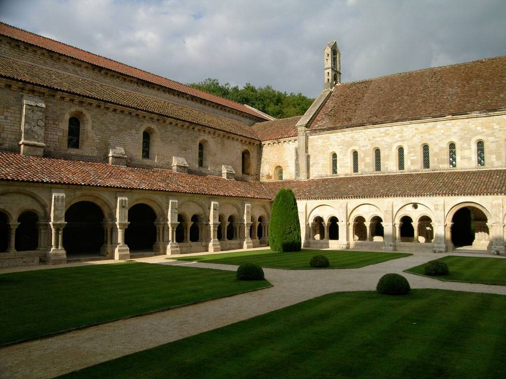 Gardens Of Fontenay Abbey photo 9