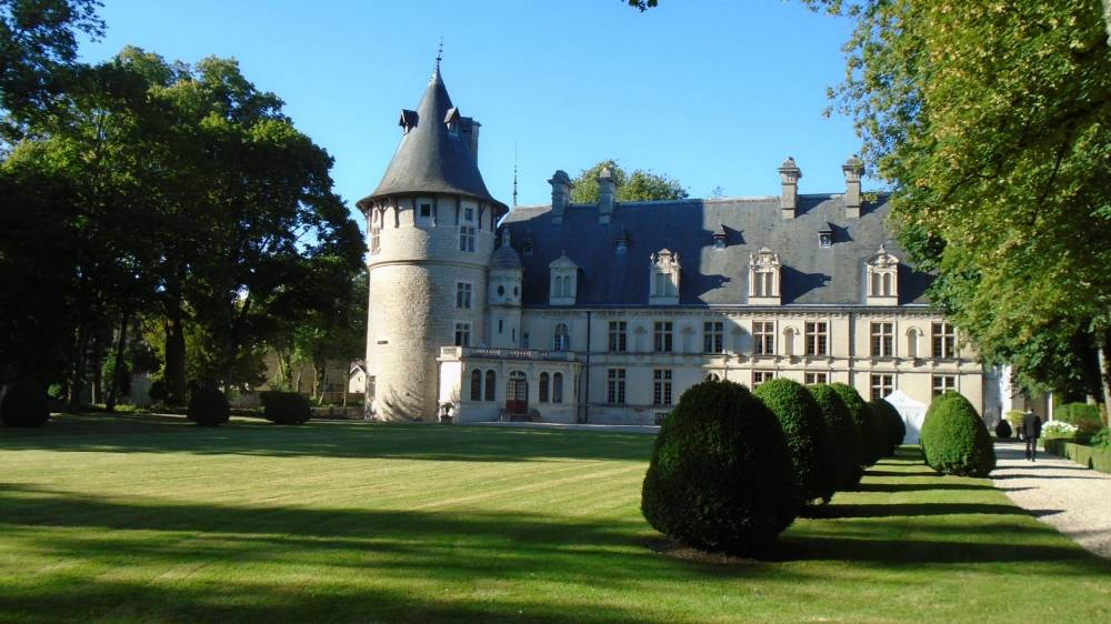 Park, Gardens and Kitchen-Gardens of Montigny Castle photo 1
