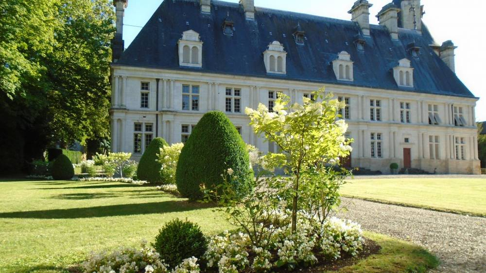 Park, Gardens and Kitchen-Gardens of Montigny Castle photo 3