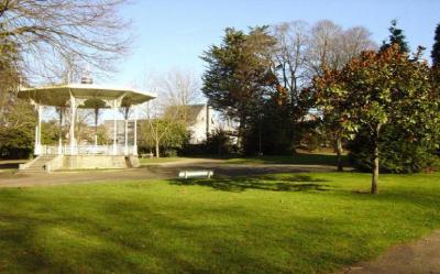 Jardin public de guingamp guingamp 22200 c tes d for Jardin anglais guingamp