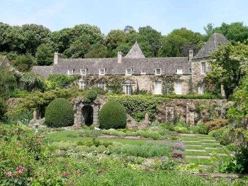 Parcs Et Jardins De Bretagne Tourisme