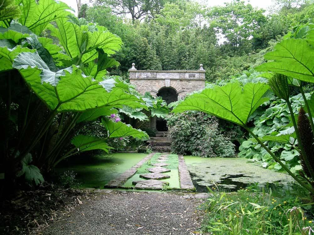 Les jardins de kerdalo tr darzec 22220 c tes d 39 armor for Jardin kerdalo