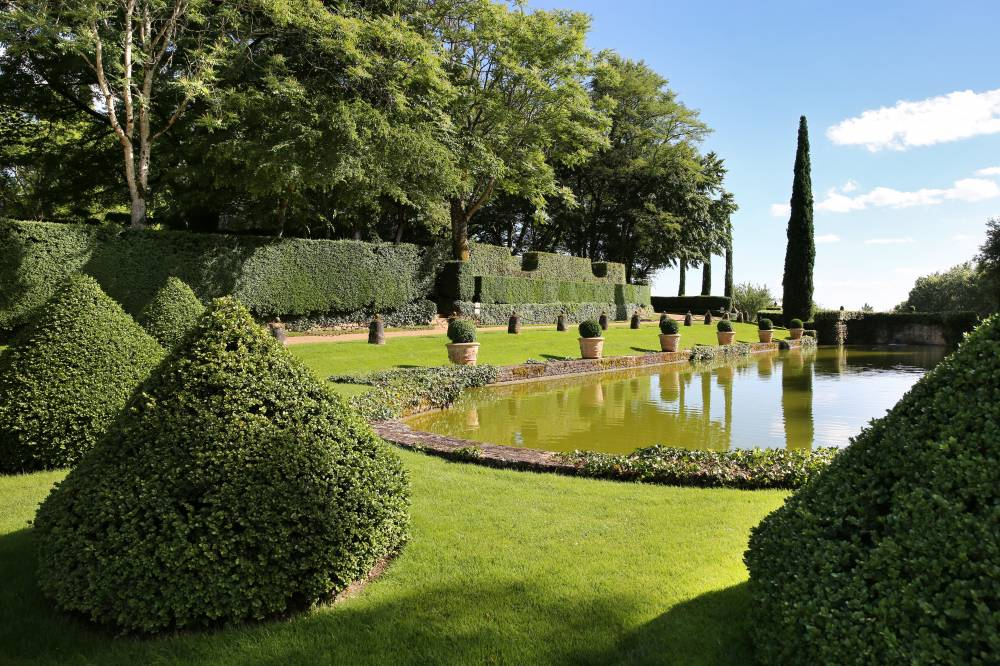 The Gardens Of Eyrignac Manor