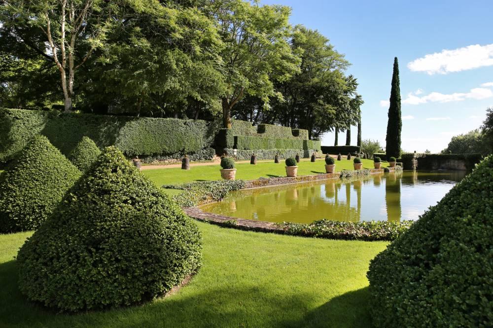 Jardins du manoir d 39 eyrignac photo 0 - Jardins du manoir d eyrignac ...