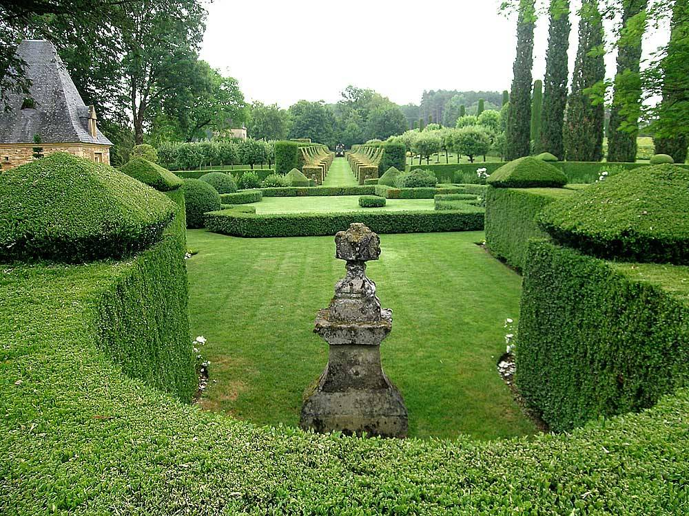 Jardines del Manoir de Eyrignac photo 2