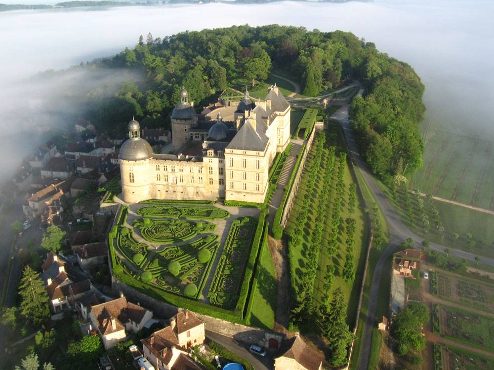 All programming 2019 Of the Castle Of Hautefort, Château, Hautefort (24) - France