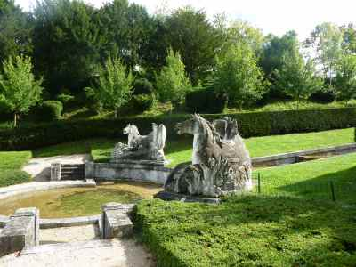 Parc du Château de Bizy photo 1