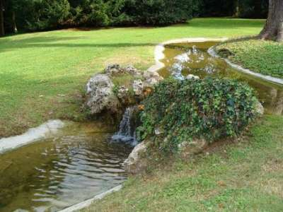 Park And Gardens Of Fontaine La Soret Castle photo 9