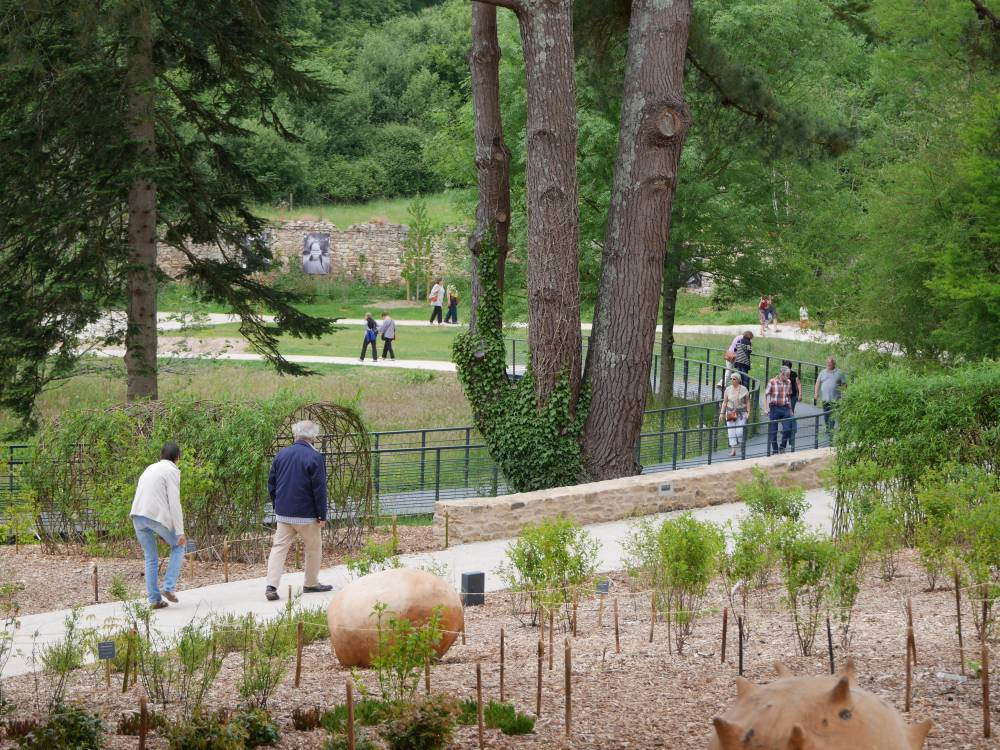 Daoulas Abbey Gardens photo 9